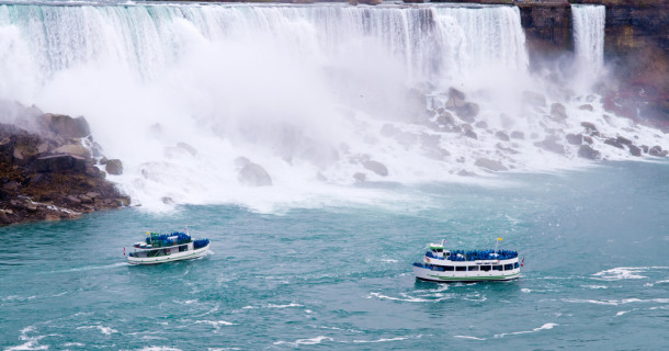 Maid of the Mist - Boat tour