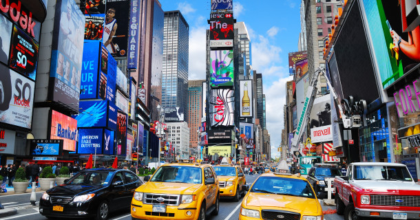 New York 1 day tour & New York 2 days tour