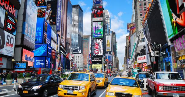 New York 1 day tour & New York 2 days tour